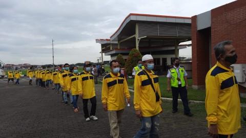 Kemenlu Fasilitasi Pemulangan 145 WNI dari Malaysia