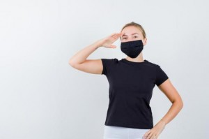 Studi CDC: 2 Lapis Masker Efektif Antisipasi Varian Covid-19
