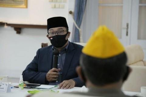 Kota Bandung dan Kabupaten Bandung Masuk Zona Merah Covid-19