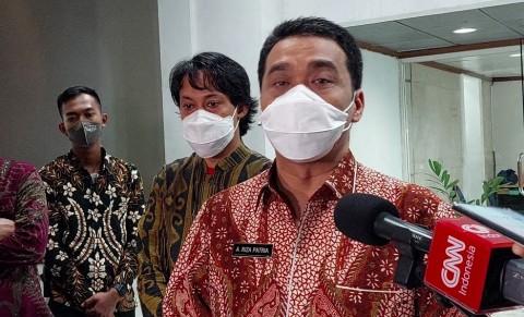 Salat Jumat di Jakarta Dihentikan Sementara