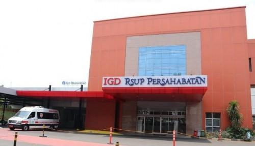 Pemerintah tetapkan RSUP Fatmawati, RSPI Sulianti Saroso, dan RSUP Persahabatan menjadi rumah sakit khusus covid-19. (Foto: Dok. Instagram RSUP Persahabatan/@rs_persahabatan)