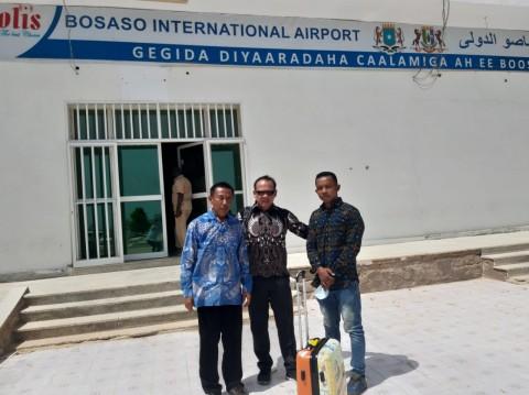 2 ABK WNI Terlantar di Somalia Pulang ke Indonesia
