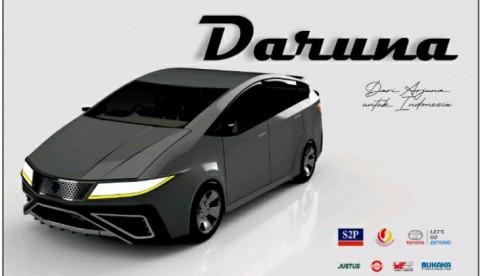 Ugm Sabet Juara Desain Mobil Listrik Berskala Nasional