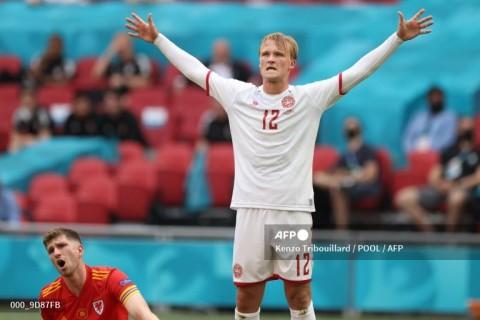 Euro 2020: Denmark Hancurkan Wales
