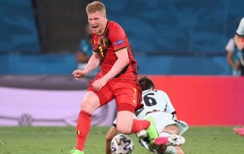 Lolos ke Perempat Final, Belgia Malah Dapat Kabar Buruk dari Dua Bintangnya