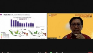 Kasus Malaria di Indonesia Menurun 50% Satu Dekade Terakhir