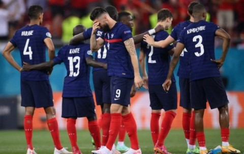 9 Fakta Menarik Usai Prancis Disingkirkan Swiss