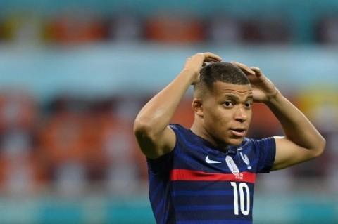 Apologi Mbappe setelah Jadi Biang Kegagalan Timnas Prancis
