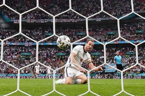 Euro 2020: Gebuk Jerman 2-0, Inggris ke Perempat Final