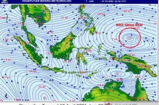 BMKG: Waspada Potensi Gelombang Tinggi 6 Meter di Perairan Selatan Jawa