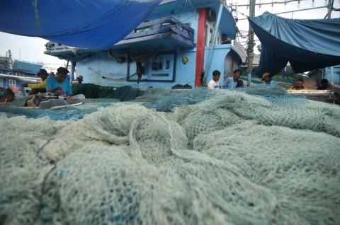 KKP Larang Tangkap Ikan Gunakan Cantrang