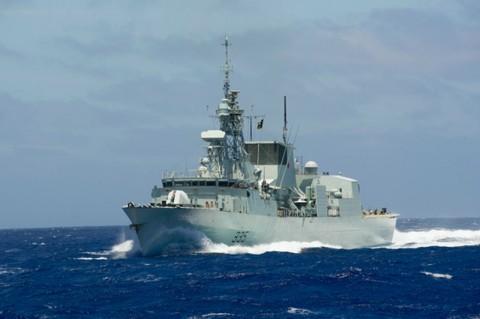 Kapal Perang Kanada Kunjungi Indonesia, Perkuat Hubungan Pertahanan