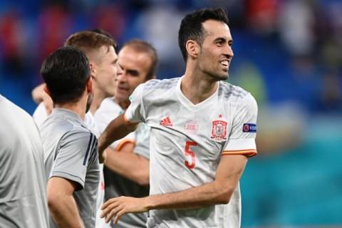 Euro 2020: Spanyol Susah Payah Lolos ke Semifinal