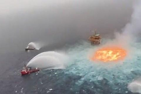 Populer Internasional: Mata Api Meksiko hingga Buronan Kapal Feri Sewol