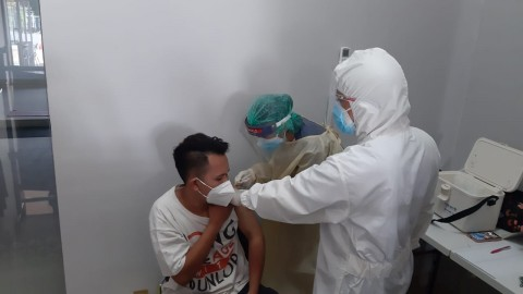 Stasiun Malang Sediakan Layanan Vaksinasi Covid-19, Ini Syaratnya