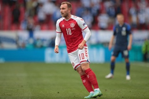 Wow! Christian Eriksen dan Staf Medis yang Menolongnya Diundang Nonton Final Euro 2020