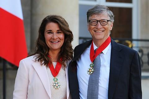 Melinda French Gates akan Tinggalkan Yayasan