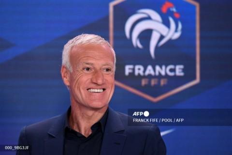 Gagal di Piala Eropa, Deschamps akan Tetap Latih Prancis