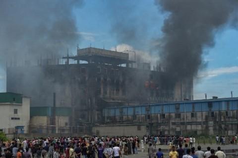 Populer Internasional: Kebakaran Pabrik Bangladesh hingga Misi AS di Afghanistan