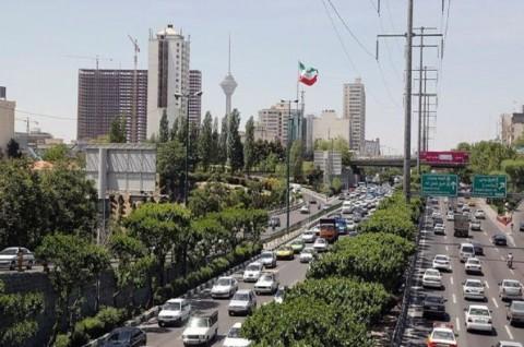 Ledakan Besar Terdengar di Sebuah Taman di Iran
