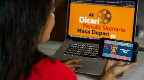Gelar Pelatihan dan Lomba Penulisan Skenario, Telkomsel Perluas Ekosistem Maxstream