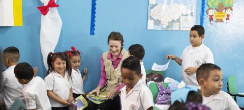 UNICEF Executive Director Announces Her Resignation