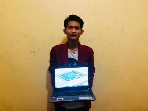Mahasiswa UMM Kembangkan Smart Sensor System untuk Irigasi Lahan