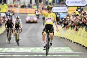Menangi Etape ke-18, Pogacar Berpotensi Mengulang Sukses di Tour de France
