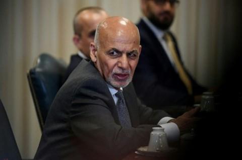 Presiden Ghani Sebut Lebih dari 10 Ribu Teroris Masuk ke Afghanistan