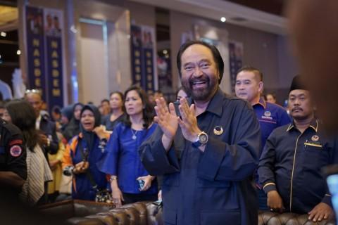 Yunarto: Titik Tertinggi Surya Paloh Ketika Merelakan Ambisinya Menjadi Presiden