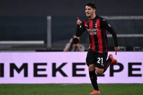 AC Milan Perpanjang Peminjaman Brahim Diaz