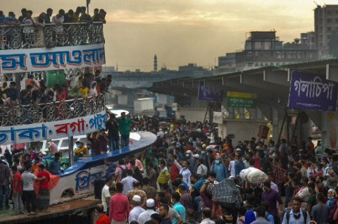 Demi Libur Iduladha, Bangladesh Cabut Aturan Lockdown Covid-19