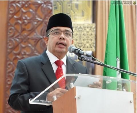 Rektor Unand Tegaskan 167 Mahasiswanya Bukan DO Tapi Mengundurkan Diri