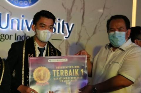 Profil Imam Nuryawan Mahasiswa Berprestasi IPB University 2021