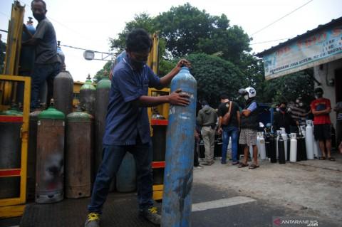 Stok Habis, Pemkab Kapuas  Hulu Pinjam Oksigen ke Sanggau