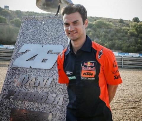 Teka-teki Dani Pedrosa Terjawab, <i>the Little Spaniard</i> Comeback di MotoGP Styria