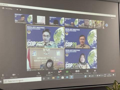 Keberhasilan di COP26 Glasgow Bisa Jadi Pijakan Indonesia Pimpin G20