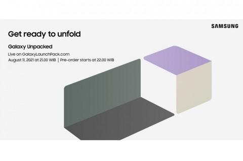 Samsung Unpacked per 11 Agustus, Ada Teaser Galaxy Z Fold dan Z Flip