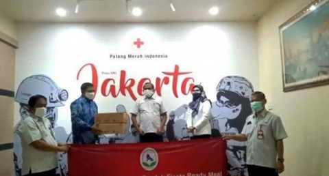Peduli Nakes, Charoen Pokphand Donasikan Paket Makanan Siap Saji