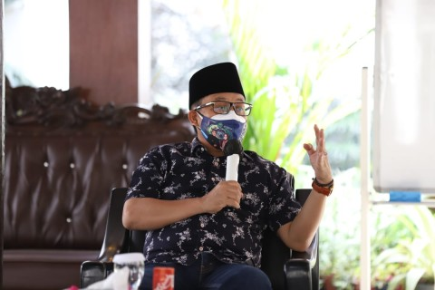 Okupansi <i>Bed</i> Covid-19 di Kota Malang Didominasi Pasien Luar Daerah