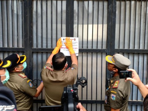 Satpol PP DKI Bakal Diberikan Kewenangan Penyidikan Pelanggaran Prokes