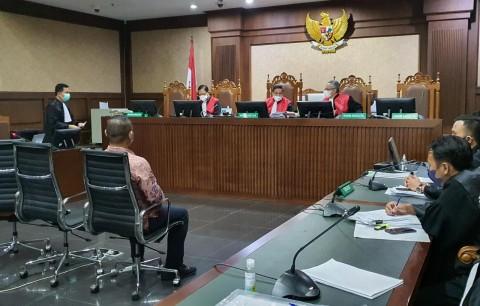 Reaktif Covid-19, Terdakwa Kasus Korupsi Bansos Bakal Dibantarkan
