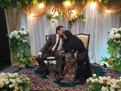 Susul Ibunda, Anak Anwar Fuady Meninggal Usai Terpapar Covid-19