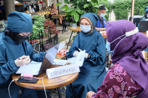Besok, NasDem Gelar Vaksinasi Covid-19 untuk 30 Ribu Warga Jabar