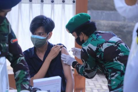 Vaksinasi Massal di DIY Ditiadakan Selama PPKM