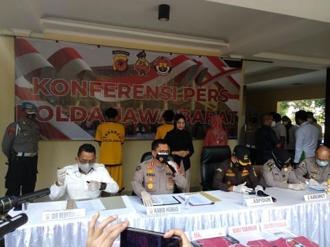 5 Penimbun Obat Covid-19 di Bandung Ditangkap
