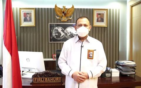 Firli Lepas Pegawai untuk Pelatihan Bela Negara