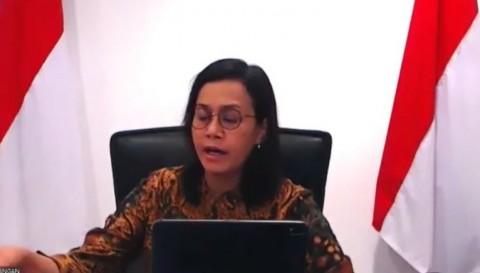 Sri Mulyani Kesal Realisasi Belanja Bansos di 324 Daerah Masih di Bawah 15%