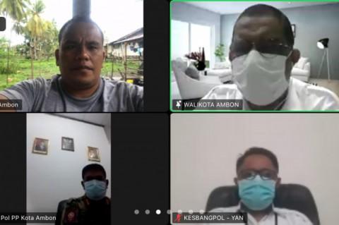 Kota Ambon Perpanjang PPKM Mikro hingga 25 Juli 2021