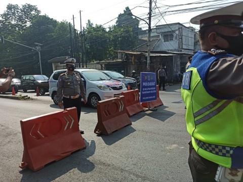 1.772 Pelanggar di Kota Tangerang dapat Sanksi Selama PPKM Darurat